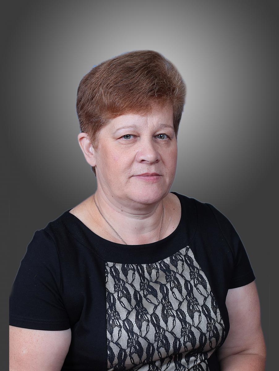 Вотинова Зинаида Анатольевна